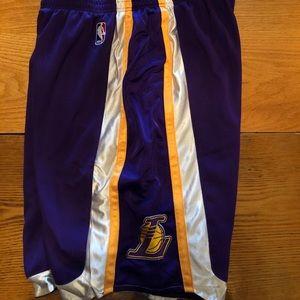 Men's athletic shorts.